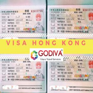 Thông tin cần thiết trong thủ tục xin Hong Kong visa cho khách hàng